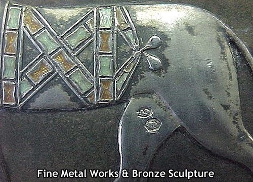 Bronze & other Sculpture